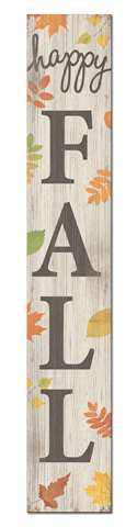 60727 HAPPY FALL - PORCH BOARD 8X46.5