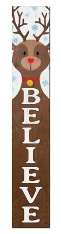 60791 BELIEVE - PORCH BOARD 8X46.5