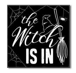 61079 THE WITCH IS IN - CHUNKIES 6X6