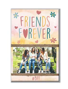 62009 FRIENDS FOREVER - STANDING PHOTO HOLDERS
