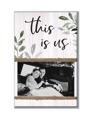 62024 THIS IS US - STANDING PHOTO HOLDER