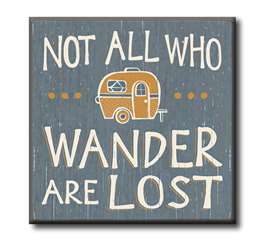 63019 NOT ALL WHO WANDER ARE LOST - CHUNKIES 4X4