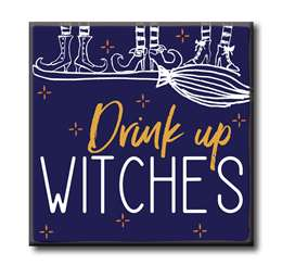 63124 DRINK UP WITCHES - CHUNKIES 4X4