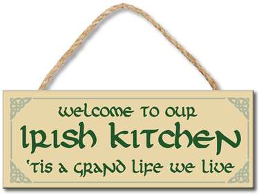 71664 IRISH KITCHEN 4X10